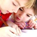 幼児期の子供が楽しく学習するコツ