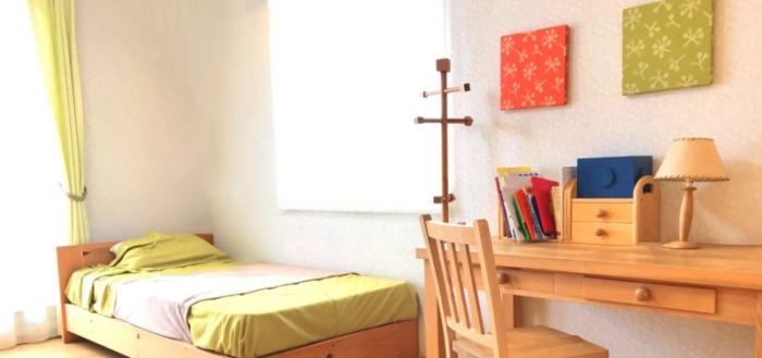 自己肯定感を高める子供部屋