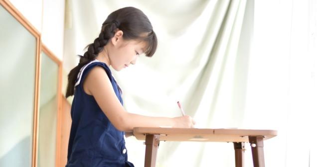 年長の小学校先取り勉強