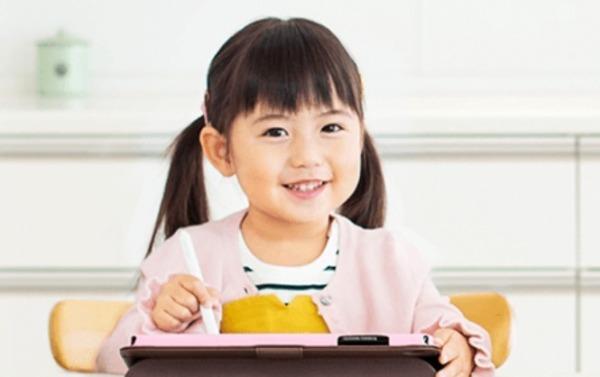 スマイルゼミ幼児タブレット目への影響