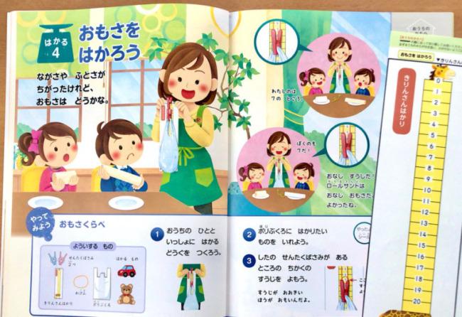 Z会幼児の実体験学習レビュー