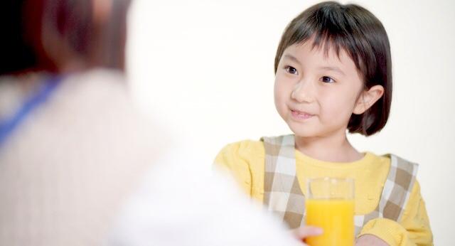 子供との会話の主役は子供